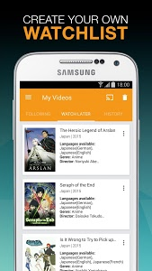 Download Viewster – Anime & Fandom TV 6.7.3 APK