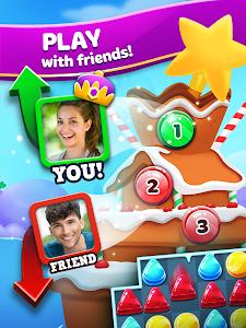screenshot of Frozen Frenzy Mania – Match 3 version 2.5.1g