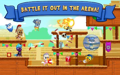 screenshot of Fun Run 3 - Multiplayer Games version 2.12.4