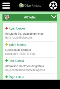 Download FutbolFantasy & Comunio 2.1.5 APK