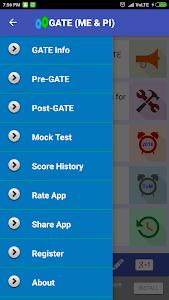 Download GATE (ME & PI) 7.5 APK