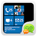 Download GO SMS Pro WP7 ThemeEX 1.0 APK