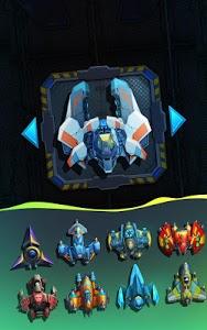 screenshot of Galaxy Invaders: Alien Shooter version 1.1.1