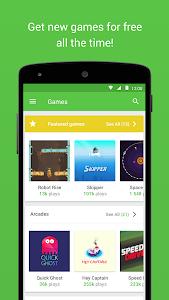 screenshot of Gamee - play, win, share! version 1.3.1