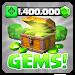 Download Gems Clash Royale Free Tips 1.0 APK