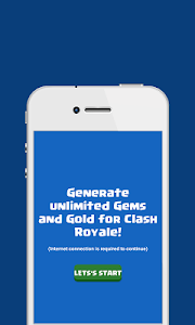 Download Gems For Clash Royale : Prank 1.0 APK