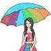Download Girls Glitter Color by Number - Fashion Coloring 1.2 APK