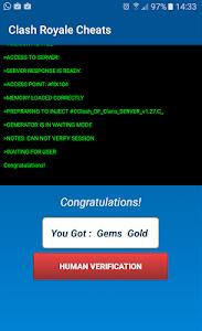 Download Glitches Clash Royale prank 2.0 APK
