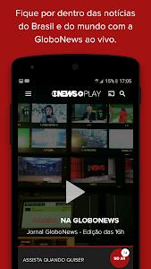Download GloboNews Play 4.8.9 APK