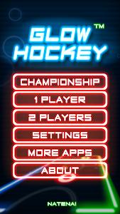 Download Glow Hockey 1.3.8 APK
