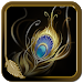 Download Gold Feather Theme 1.1.10 APK
