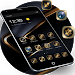 Golden Black Theme for P10