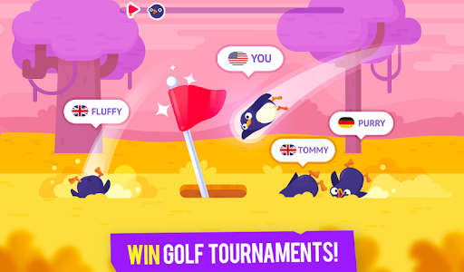 screenshot of Golfmasters - Fun Golf Game version 1.1.3