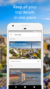 Download Google Trips - Travel Planner 1.11.0.208783295 APK