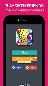 screenshot of Guess the Logo: Multiple Choice Quiz version 1.3.3