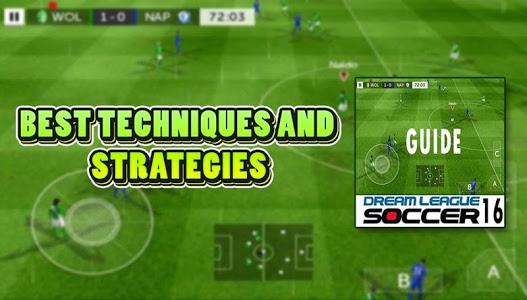 screenshot of Guide: Dream League Soccer 16 version 2.0