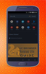 Download Guide UC Browser Fast 1.0 APK