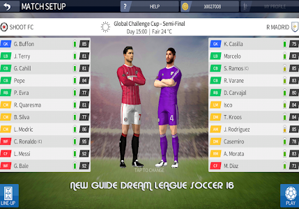 Download Guide for Dream League Soccer 1.0 APK