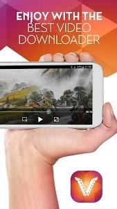 screenshot of HD Video Downloader 2017 version 1.2