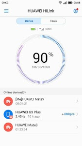 Download Huawei HiLink (Mobile WiFi) 8.0.5.301 APK