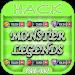 Download Hack For Monster Legends Game App Joke - Prank. 1.0 APK