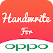 Download Handwrite Font for OPPO Phone  APK