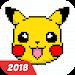 Download Happy Cartoon Pixel Book - Pixel Art Coloring 1.5 APK