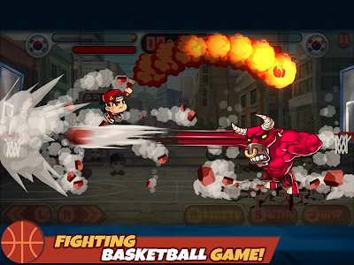 screenshot of Head Basketball version 1.11.1