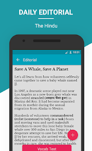 screenshot of Hindi English Translation, English Speaking Course version 2.8
