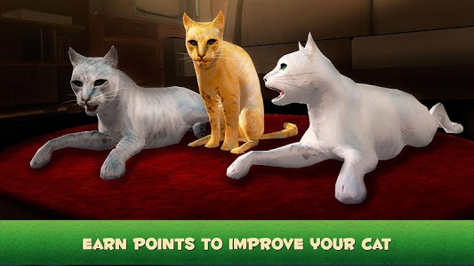Download Home Cat Survival Simulator 3D 1.1.0 APK