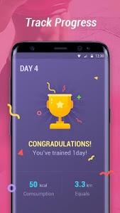 screenshot of Magic Workout - Abs & Butt Fitness version 1.1.6