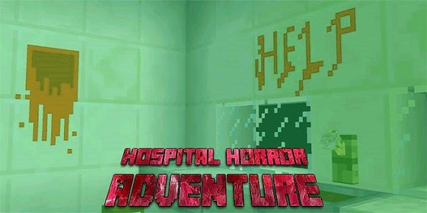 Download Hospital Horror Map for MCPE 1.0 APK