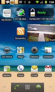 screenshot of IP Cam Viewer Lite version 6.8.0