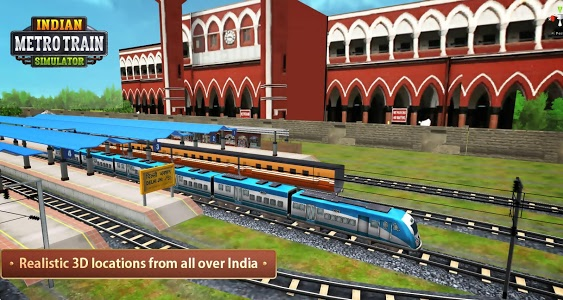 Download Indian Metro Train Simulator 2.9 APK