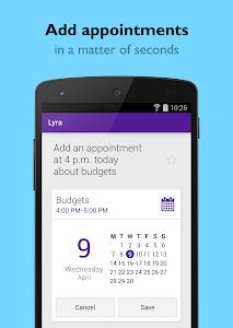 screenshot of Lyra Virtual Assistant version 1.2.4