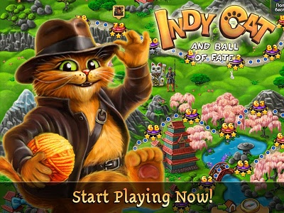 screenshot of Indy Cat for VK version 1.69