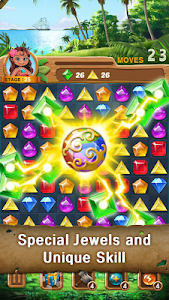 Download Jewels Island : Match-3 Puzzle 41 APK