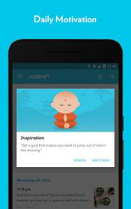 screenshot of Journey - Diary, Journal version 1.19.3