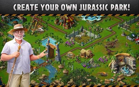 Download Jurassic Park™ Builder 4.9.0 APK