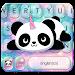 Download Kawaii Unicorn Panda Keyboard Theme 1.0 APK