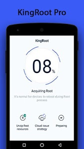 screenshot of KingRoot version 5.3.1
