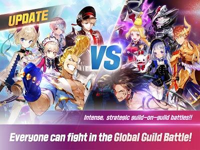 screenshot of Knights Chronicle version 1.2.1