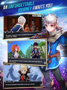 screenshot of Knights Chronicle version 1.6.0