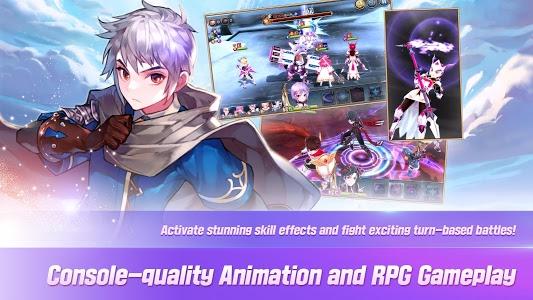screenshot of Knights Chronicle version 1.2.0