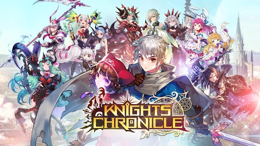 screenshot of Knights Chronicle version 1.1.0