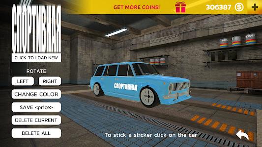 Download Lada Russian Car Drift 1.4.1 APK