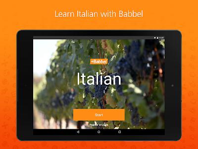 Download Babbel – Learn Italian 20.11.1 APK