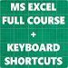 Download Learn MS Excel Course & Keys 2.0.0 APK