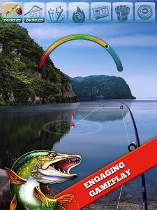 screenshot of Let's Fish: Sport Fishing version 2.254