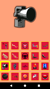 screenshot of Loudest Air Horn version 2.02